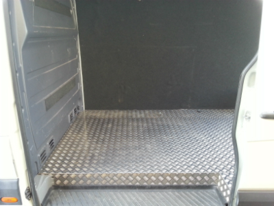 Dog Cage Van Conversions