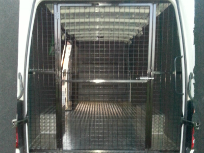 Dog Cage Can Conversions
