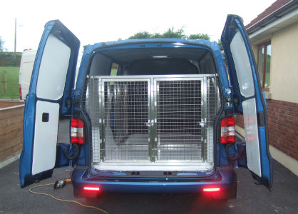 vehicle dog cages. Black Bedroom Furniture Sets. Home Design Ideas